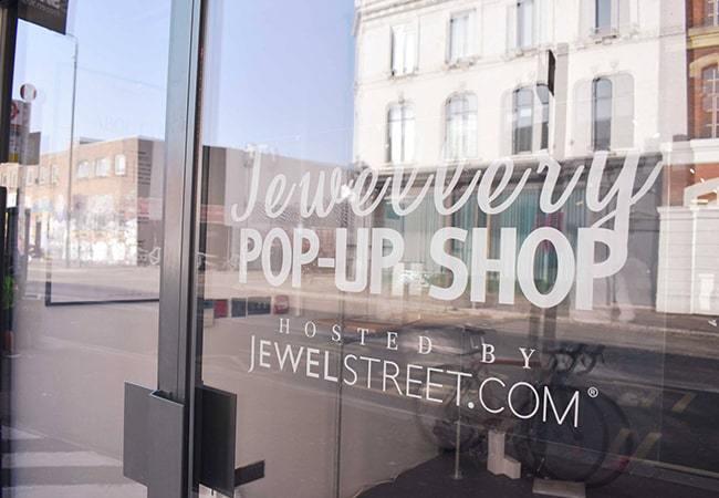 The #JewelStreetPopUp Shop Round Up!