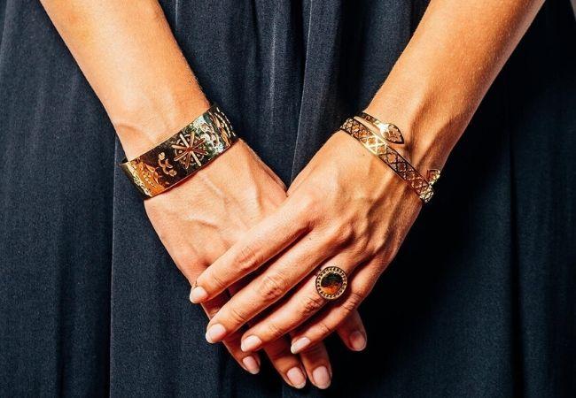 10 cute cuff Bracelets