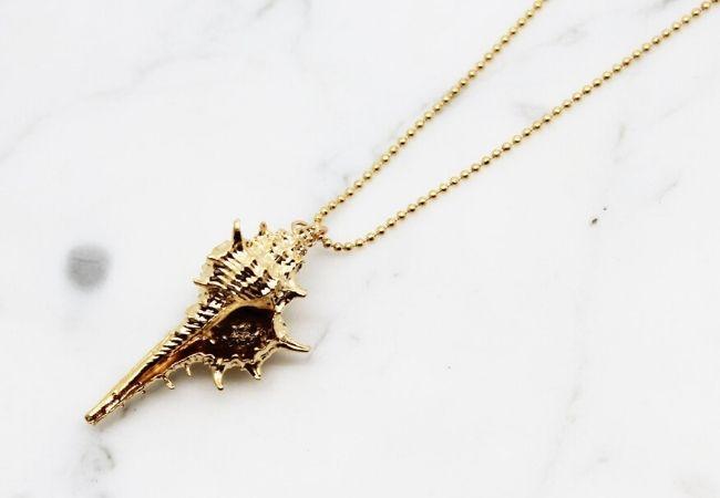 9 elegant gold necklaces