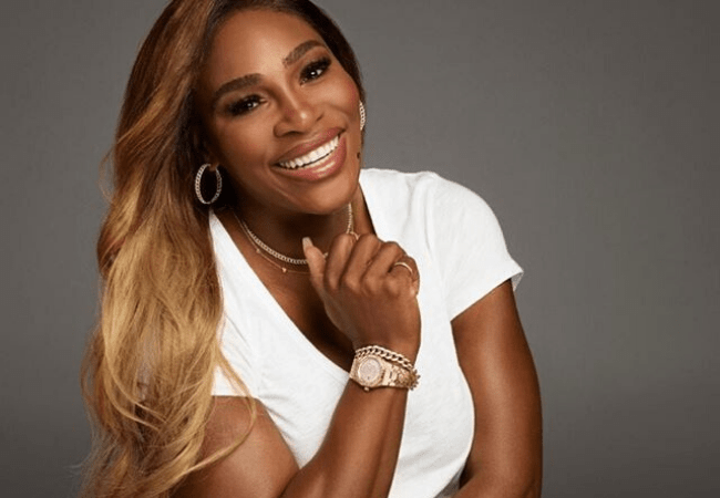 Serena Williams launches first jewellery collection