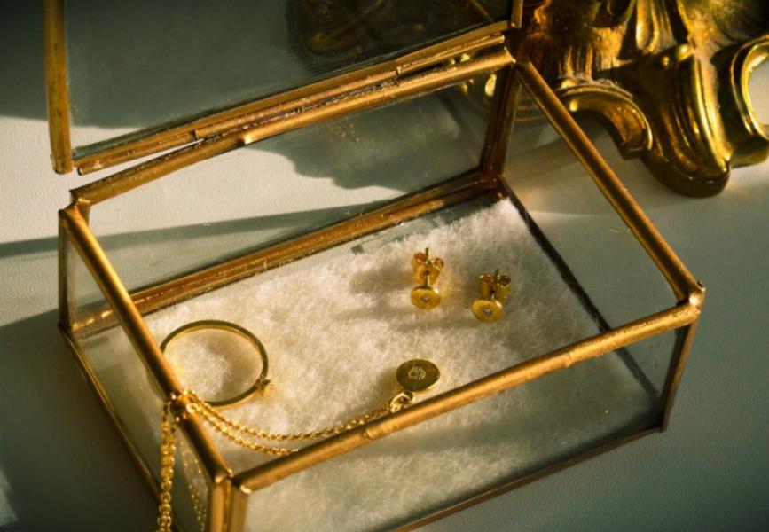 Meet Belgian Designer: Cathy Pardon Jewellery
