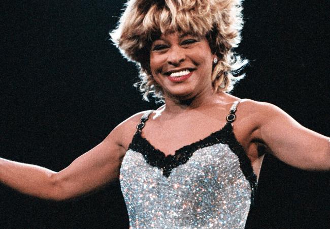8 of Tina Turner's iconic looks