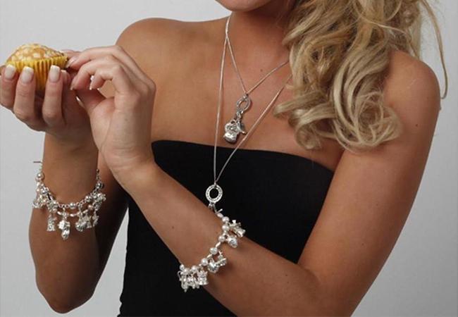 How to Style Charm Bracelets