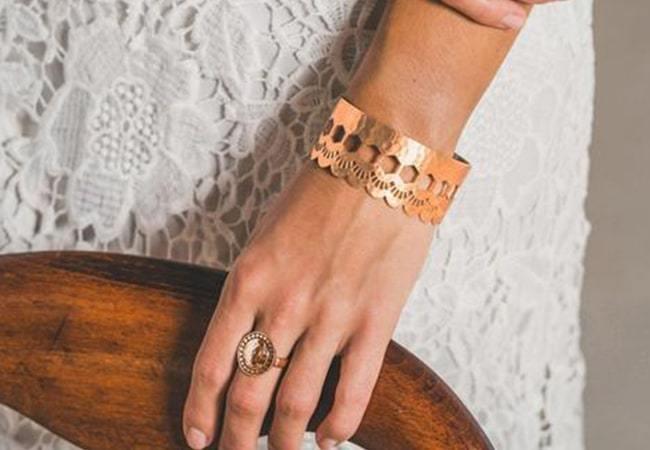 Bohemian Wedding Jewellery