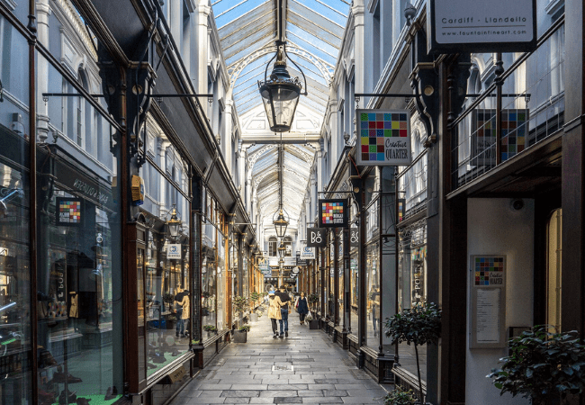 The 10 best UK cities to shop for jewellery