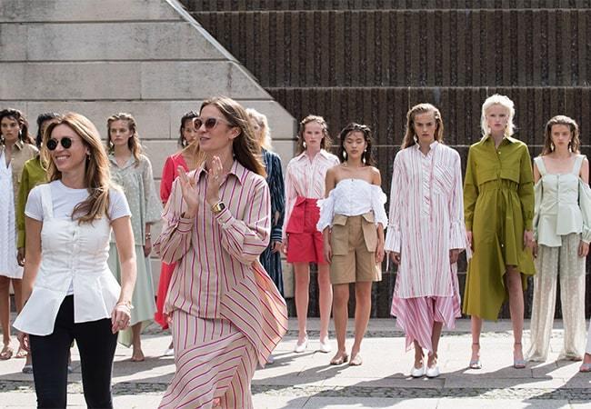 Copenhagen Fashion Week: Best street style