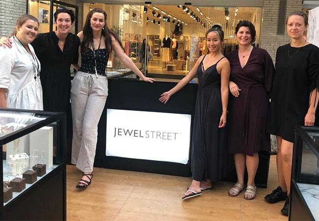 Day Four at the JewelStreet Pop-Up Shop