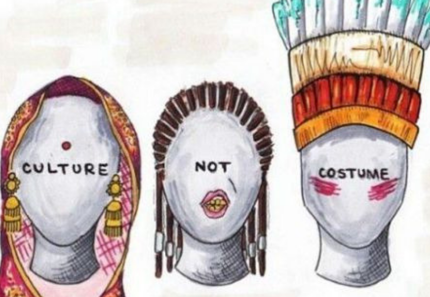 The Fine Line Between Cultural Appropriation & Appreciation In The Fashion Industry