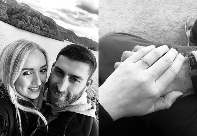 Heather & Stuart's Proposal Story