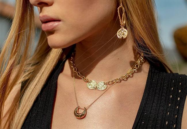 Why coin jewellery is a summer essential