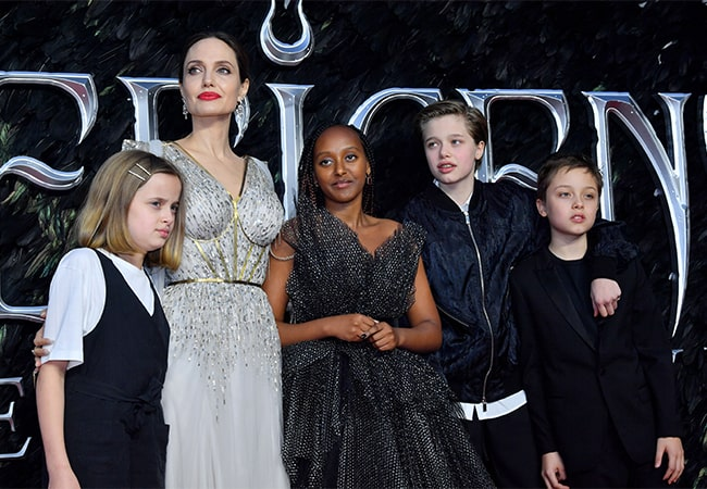 Angelina Jolie's Daughter Has Launched A Jewellery Line