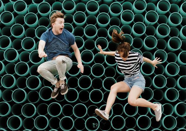 Carl's bouncy castle proposal