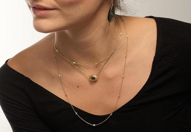 Your Easy Guide to Wearing Layered Necklaces