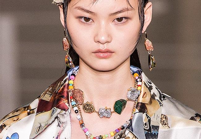 Recreate these chic runway jewellery looks