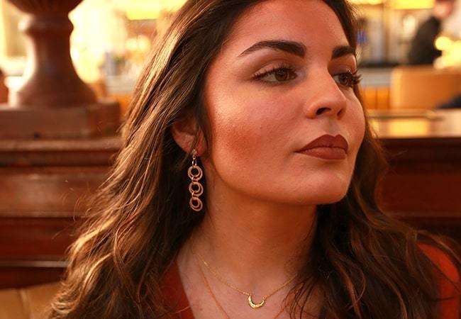 Simplicity & Ethics: Jewellery Styling With International Model Nadia Achha
