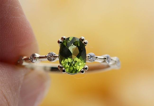 Peridot: The forgotten birthstone