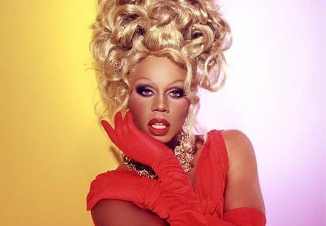 A lesson in Colour from RuPaul