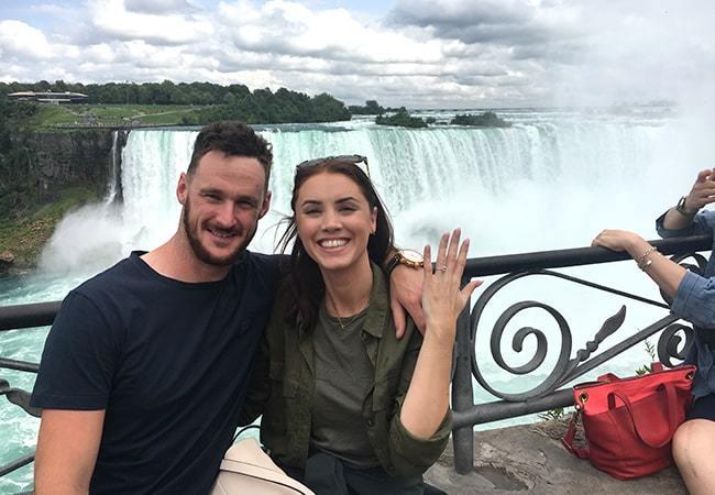 Kathryn & Stephen's Proposal Story