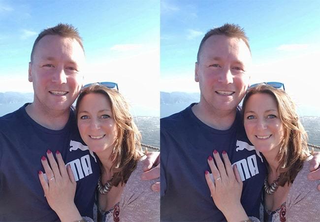 Helen & Brett's Proposal Story