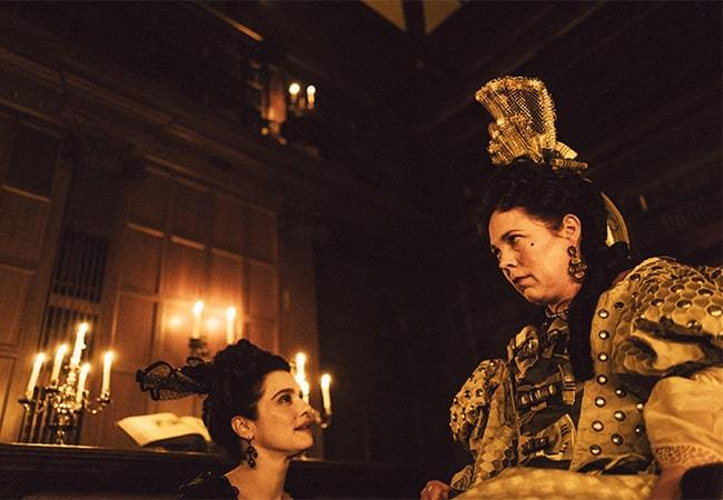 Baroque Pearls & Bold Bodices: Costume and Jewellery in The Favourite