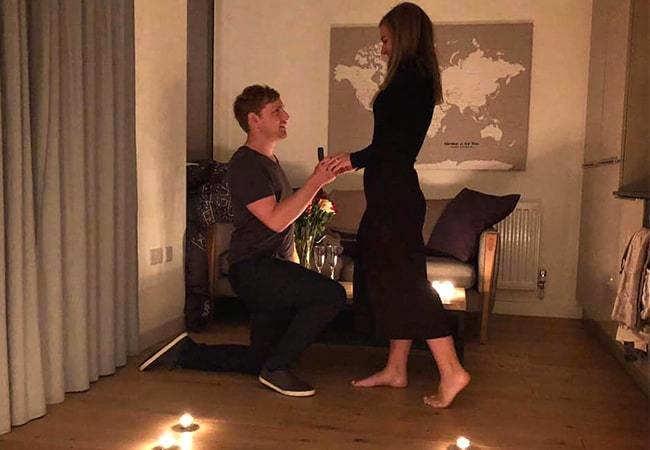 Harriet & Dan's Proposal Story