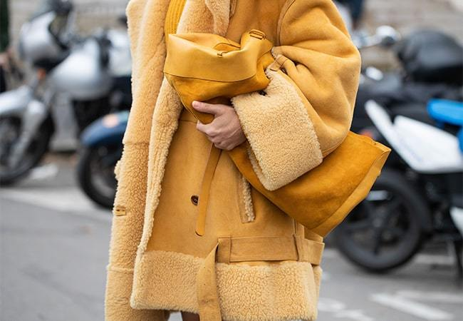 5 Ways to style a winter coat