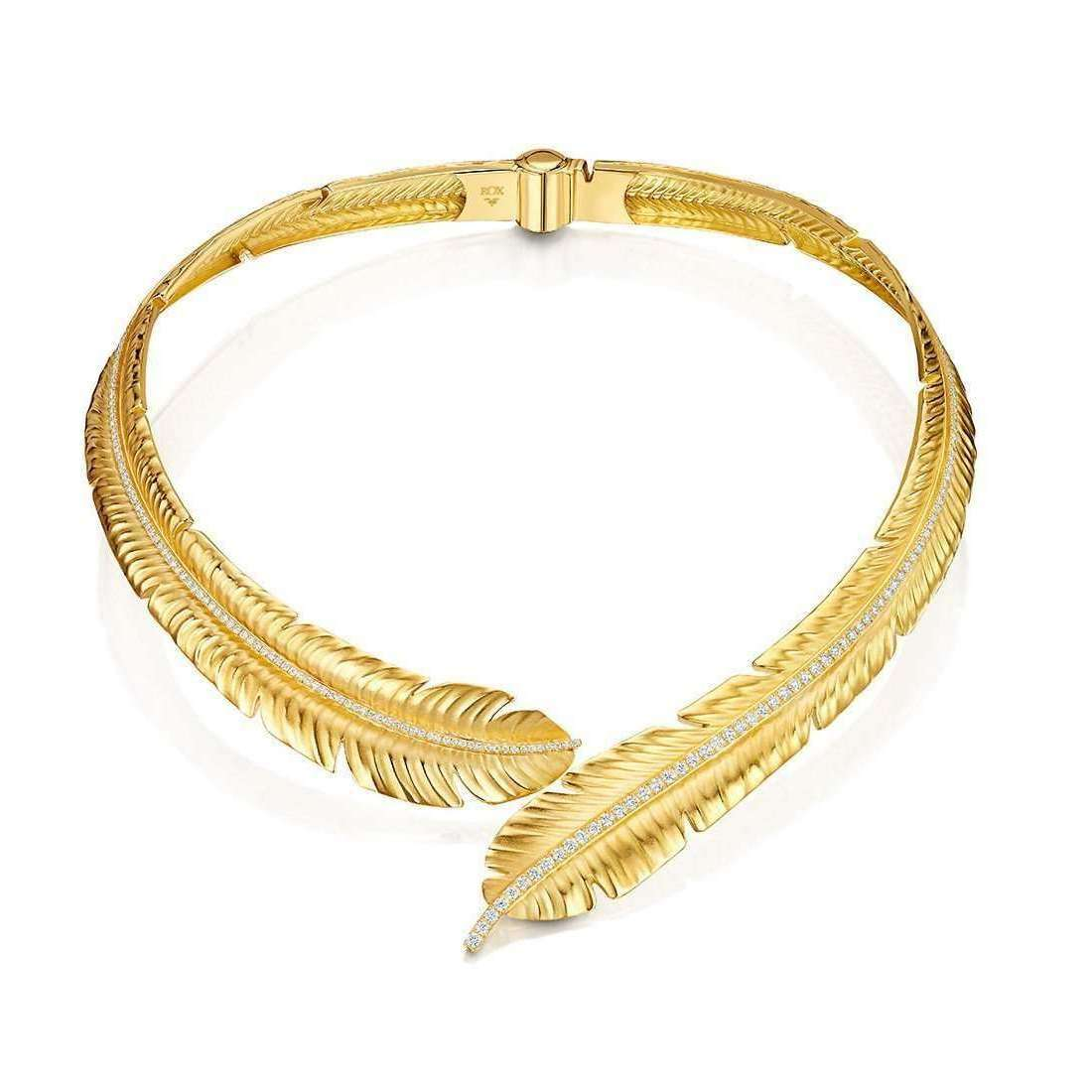Tiki Diamond Collar, Rox