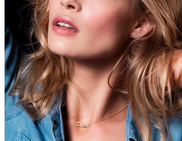 Women's Rose Gold Jewellery
