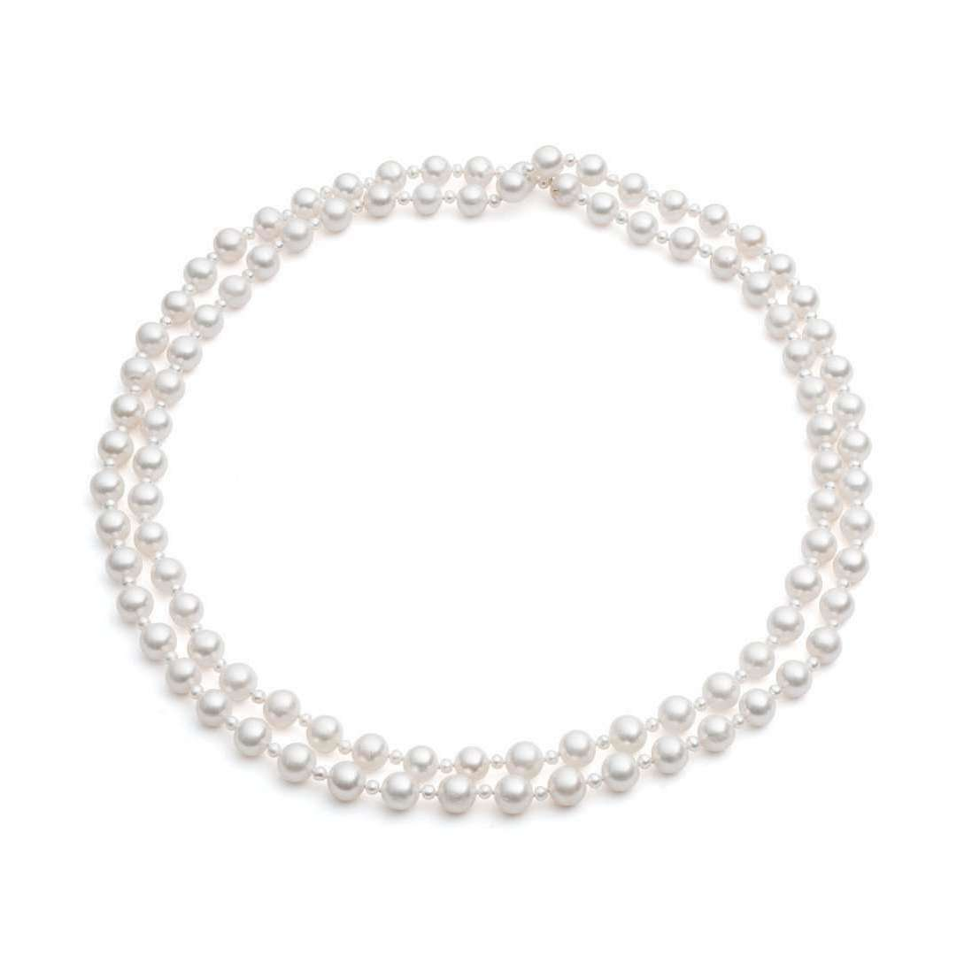 Pearl Necklace, Freshwater Pearls
