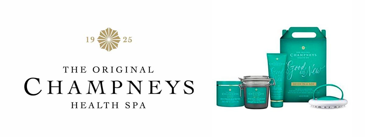 Champneys Spa Detox In A Box